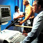 トレッドミル運動負荷検査装置