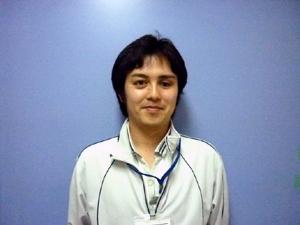 岩田 理学療法主任技師